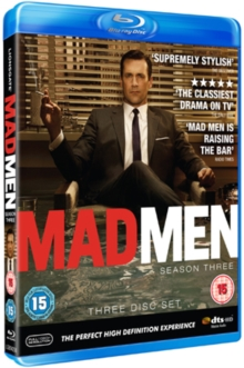 Mad Men: Season 3, Blu-ray  BluRay