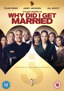 Why Did I Get Married?, DVD  DVD
