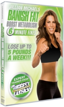 Jillian Michaels: Banish Fat, Boost Metabolism, DVD  DVD