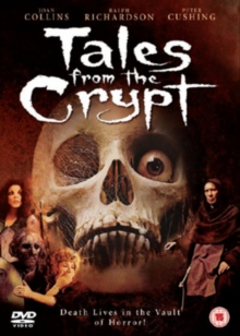 Tales from the Crypt, DVD  DVD