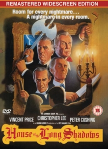The House of the Long Shadows, DVD DVD