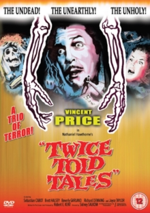 Twice Told Tales, DVD  DVD