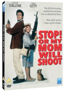 Stop! Or My Mom Will Shoot, DVD DVD