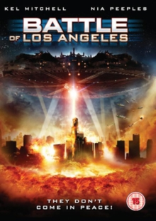 Battle of Los Angeles, DVD  DVD