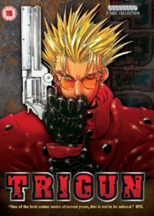 Trigun: Complete Collection, DVD  DVD