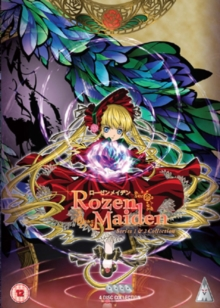 Rozen Maiden: Series 1 and 2 Collection, DVD  DVD