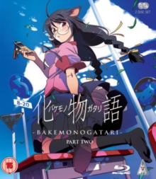Bakemonogatari: Part 2, Blu-ray  BluRay