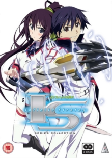 Infinite Stratos Collection, DVD  DVD