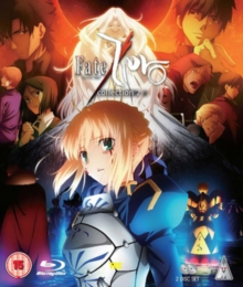 Fate/zero: Collection 2, Blu-ray  BluRay