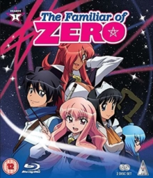 The Familiar of Zero: Series 1 Collection, Blu-ray BluRay