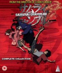 Samurai Champloo: Collection, Blu-ray  BluRay