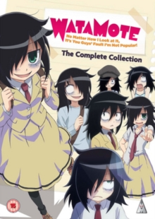 WataMote: The Complete Collection, DVD DVD