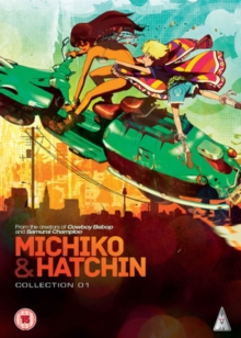 Michiko and Hatchin: Part 1, DVD  DVD