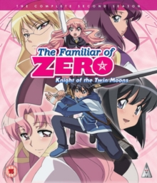 The Familiar of Zero: Series 2 Collection, Blu-ray BluRay