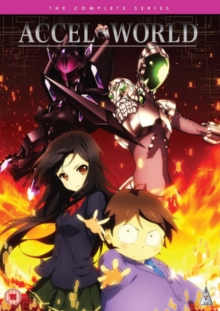 Accel World: Collection, DVD  DVD