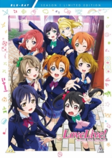 Love Live! School Idol Project: Season 1, Blu-ray BluRay