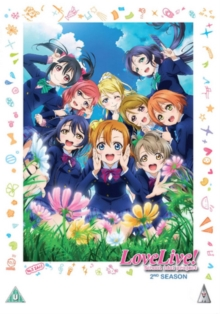 Love Live! School Idol Project: Season 2, DVD DVD