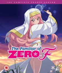 The Familiar of Zero: Series 4 Collection, Blu-ray BluRay