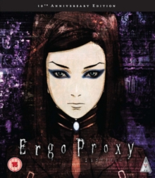 Ergo Proxy: Volumes 1-6, Blu-ray BluRay