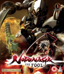 Nobunaga the Fool: Part 1, Blu-ray BluRay
