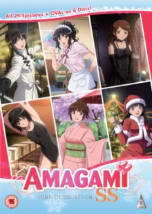 Amagami SS: Complete Collection, DVD DVD