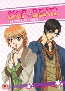 Skip Beat: The Complete Series, DVD DVD