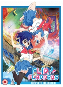 Flip Flappers: Complete Collection, DVD DVD