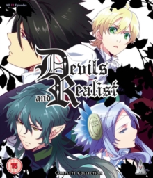 Devils and Realist: Complete Collection, Blu-ray BluRay