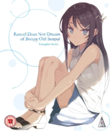 Rascal Does Not Dream of Bunny Girl Senpai: Complete Series, Blu-ray BluRay