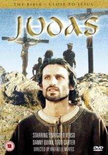 The Bible: Judas, DVD DVD