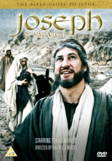 The Bible: Joseph of Nazareth, DVD DVD