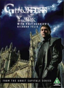 Ghosts of York, DVD  DVD