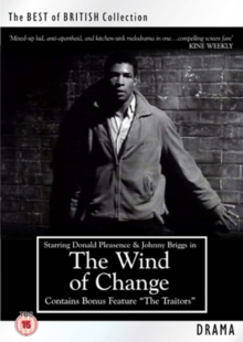 The Wind of Change/The Traitors, DVD DVD