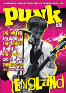 Punk in England, DVD  DVD