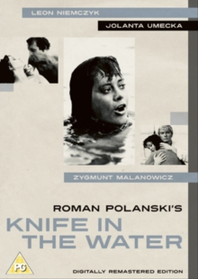 Knife in the Water, DVD  DVD