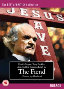 The Fiend, DVD DVD