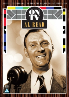 Al Read On TV, DVD  DVD