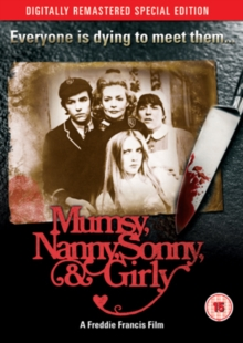 Mumsy, Nanny, Sonny and Girly, DVD  DVD