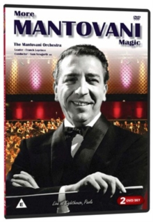 More Mantovani Magic, DVD  DVD