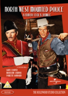 North West Mounted Police, DVD  DVD