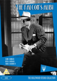 The Falcon's Alibi, DVD DVD
