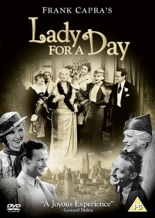 Lady for a Day, DVD  DVD