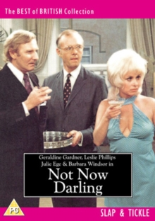 Not Now Darling, DVD  DVD