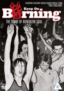 Keep On Burning - The Story of Northern Soul, DVD  DVD