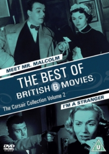 The Best of British B Movies - The Corsair Collection: Volume 2, DVD DVD
