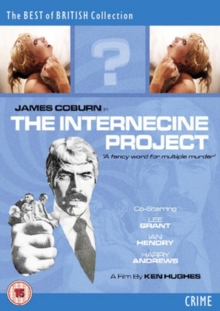 The Internecine Project, DVD DVD