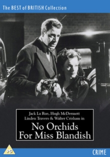 No Orchids for Miss Blandish, DVD  DVD