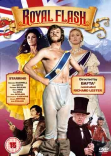 Royal Flash, DVD DVD