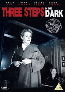 Three Steps in the Dark, DVD  DVD