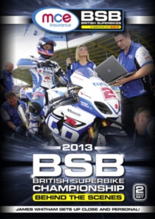 British Superbike: 2013 - Behind the Scenes, DVD  DVD